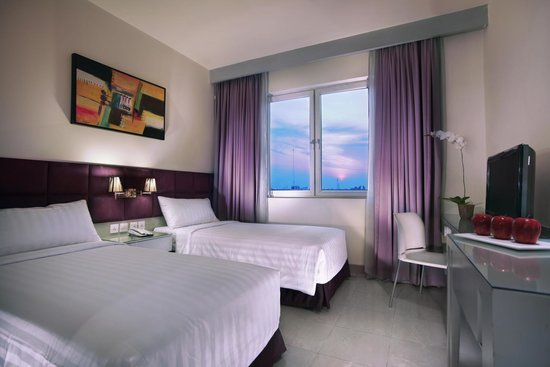 Aston Cengkareng City Hotel & CC : Superior Room
