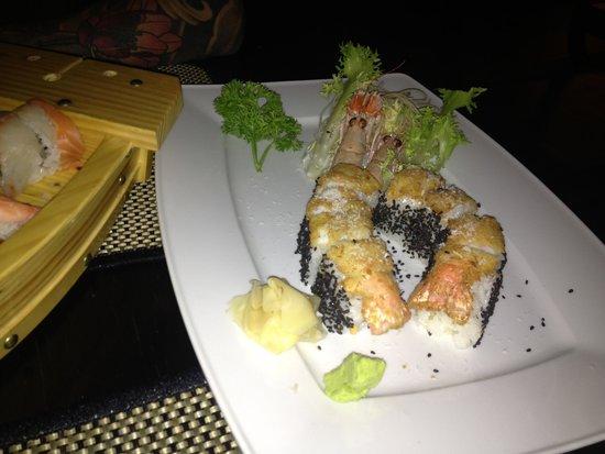 Furai: Maki gambero fritto