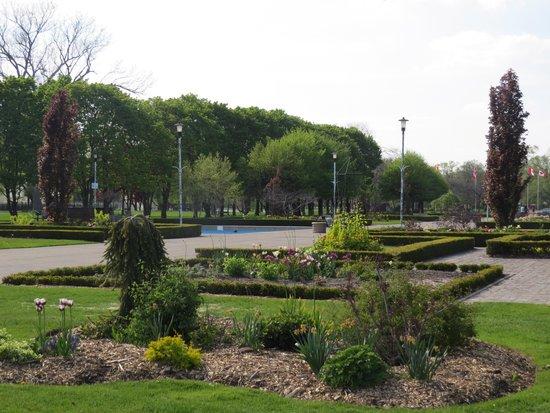 Parc des Îles de Toronto : Gardens