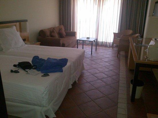 Barcelo Punta Umbria Mar: habitacion grande