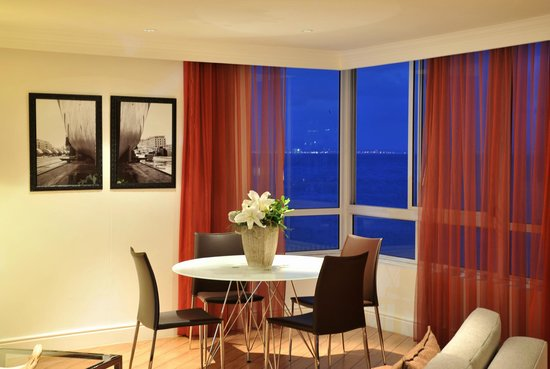 Radisson Blu Hotel Waterfront, Cape Town: Two Bedroom Suite