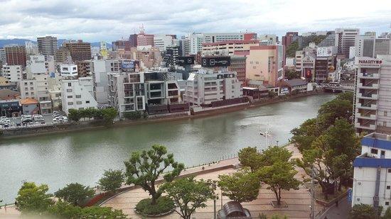 Grand Hyatt Fukuoka: Naka River View