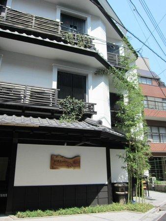 The Edo Sakura: Hotel Facade