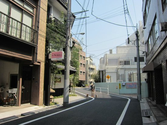 The Edo Sakura : Nice, quiet neighbourhood