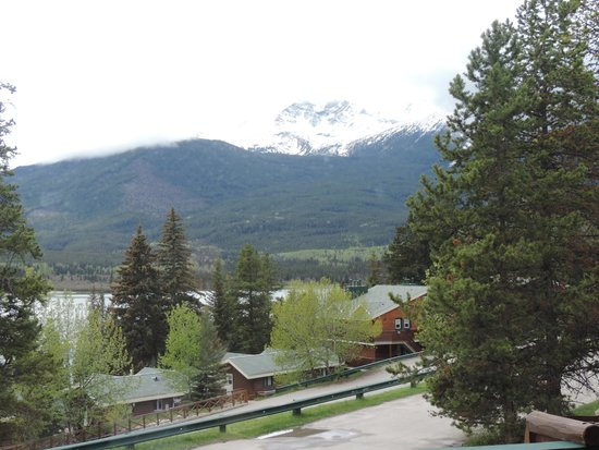 Pyramid Lake Resort : View from room