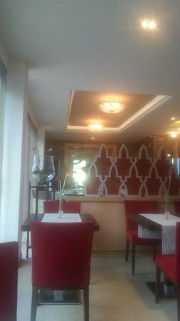 Hotel Villa Ludwig: Bar/ontbijtzaal/lobby