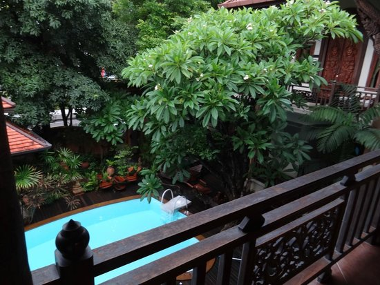Amata Lanna: View from the second floor