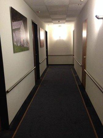 Moevenpick Hotel Touring: coridoio