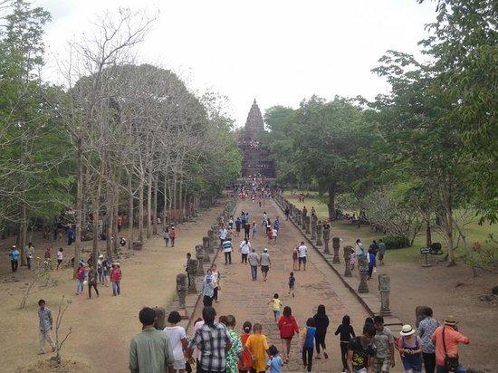Phanom Rung - Picture of Phanom Rung Historical Park (Prasat Hin Phanom Rung)...