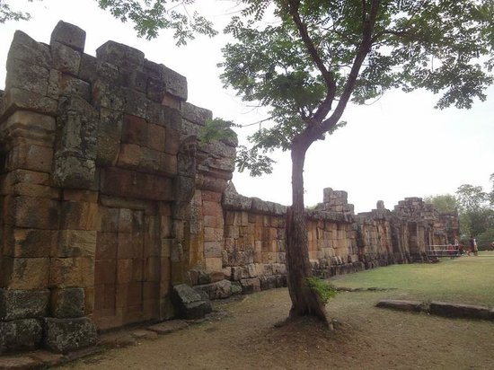 Phanom Rung Historical Park (Prasat Hin Phanom Rung): Khmer Ruins