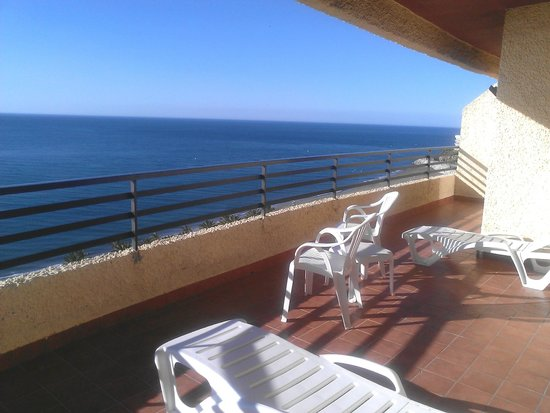 Balcony - Melia Costa del Sol: Seaview from the terrace