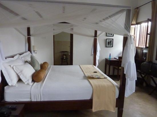 Kisiwa House : room