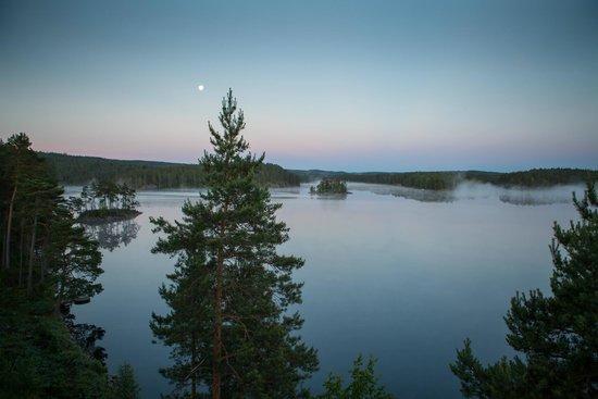 Roemskog Spa & Resort : Utsikt fra rommet