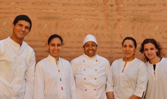 Dar Housnia: Our team !
