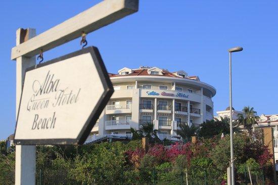 Alba Queen Hotel: Hotel Alba Queen
