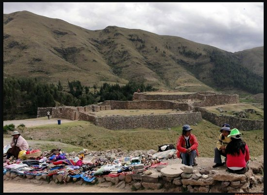 Sacsayhuamán: Cuzco, Sacsayhuaman