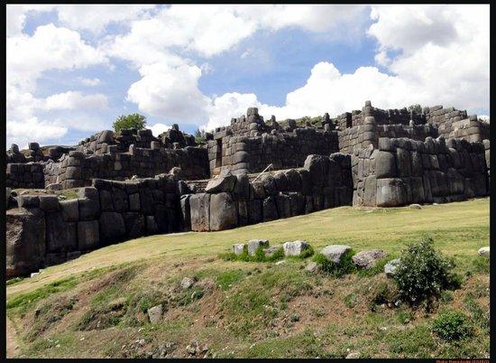 Sacsayhuamán : Cuzco, Sacsayhuaman