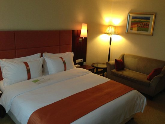 Holiday Inn Shenzhen Donghua : Nice bed
