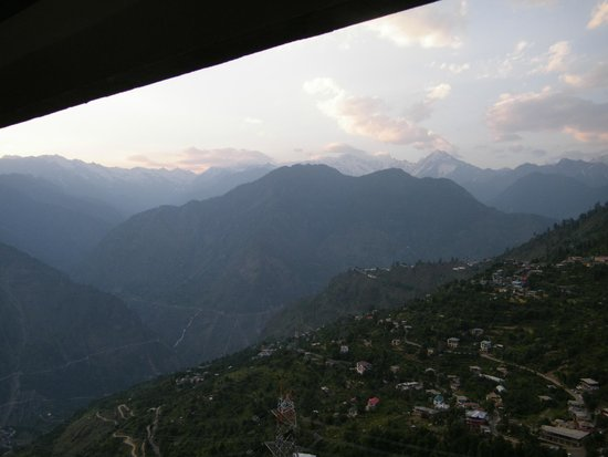 The Srikhand (HPTDC): View from the room