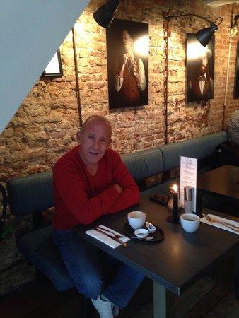 Photo of Italian Restaurant Bar Moustache at Utrechtsestraat 141, Amsterdam 1017 VN, Netherlands