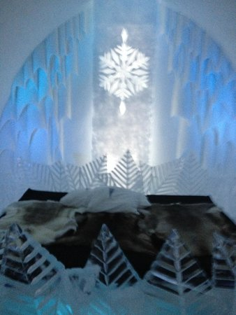 Icehotel: Ice Hotel Suite