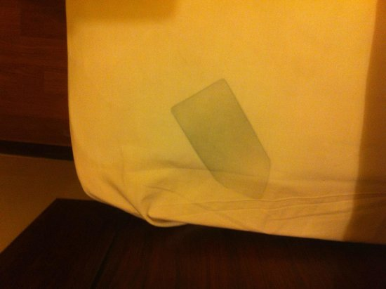 Bukit Gambang Resort City : stain