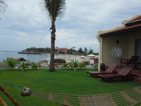 Victoria Hoi An Beach Resort & Spa: private beach