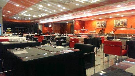 FrontAir Congress: dining area