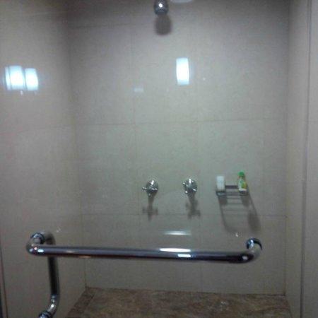 Aryaduta Medan: Shower Stall