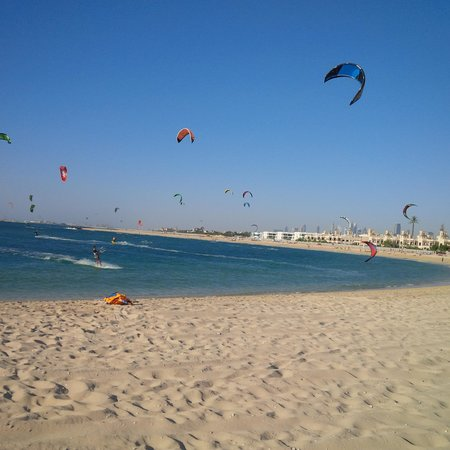 Kite Beach Dubai Kite Surfing Club Dubai Traveller Reviews