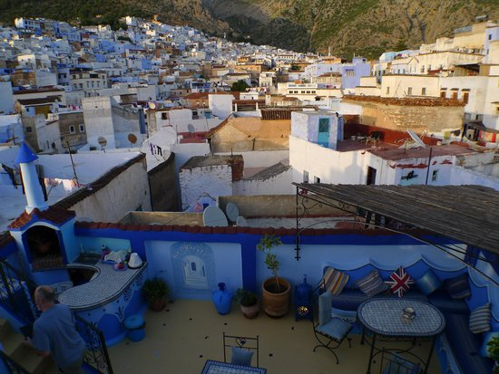 Riad Baraka: roof 3