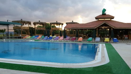 Adaburnu Golmar Hotel: yüzme havuzu