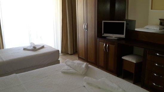 Adaburnu Golmar Hotel : standart oda