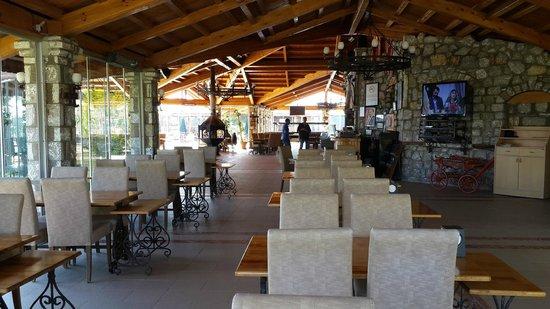 Adaburnu Golmar Hotel: restaurant