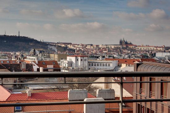 Hotel Majestic Plaza Prague: De luxe room