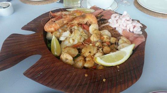Sea Kitchen Looe: Platter