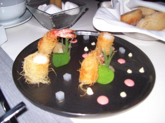 Mylos Bar Restaurant: ....3...shrimps