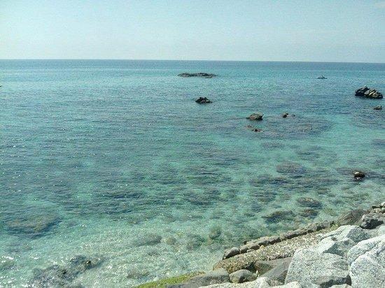 Hotel Villaggio Roller Club: Panorama