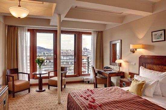 Hotel Majestic Plaza Prague : Suite