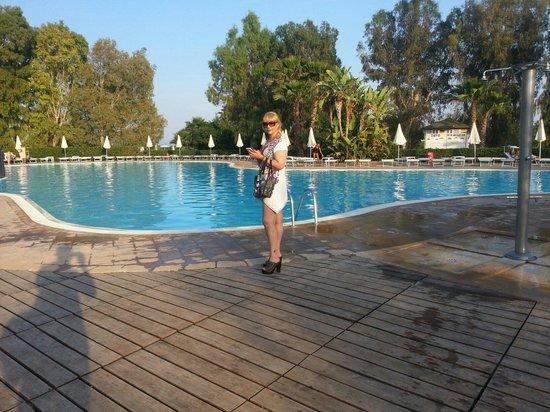 VOI Arenella resort : Ottima la zona piscina