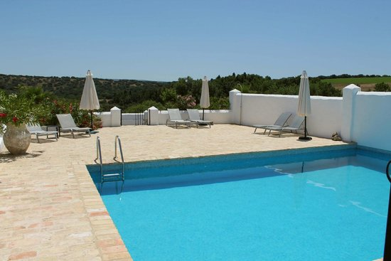 Cortijo El Guarda: piscina