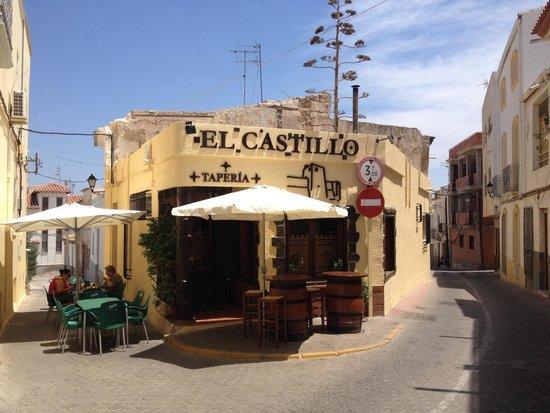 imagen Taperia El Castillo en Cuevas del Almanzora