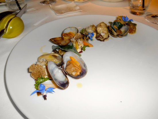 L'Impertinent: Assiette de fruits de mer