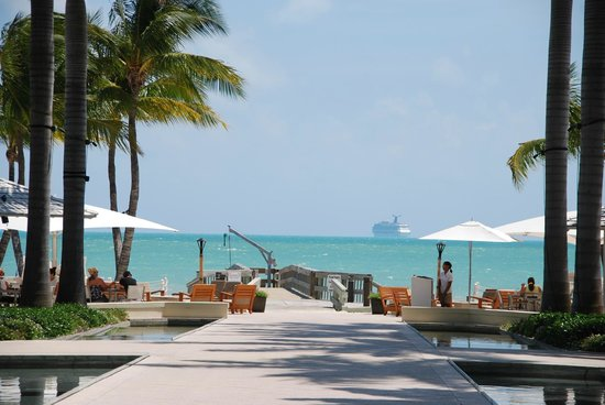Casa Marina Key West, A Waldorf Astoria Resort : Great view!
