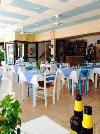Dias Zeus: Уютный ресторанчик!