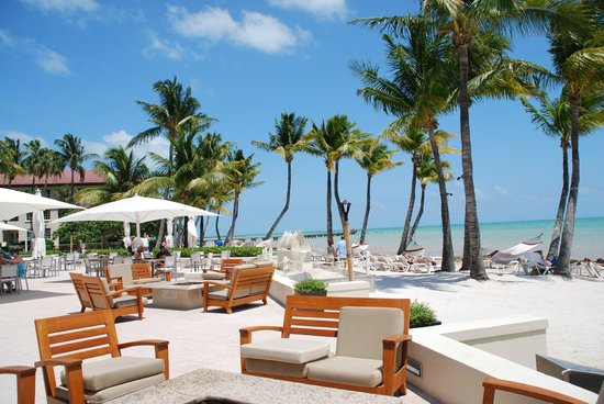 Casa Marina Key West, A Waldorf Astoria Resort : the beach