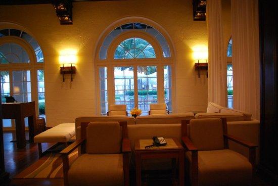 Casa Marina Key West, A Waldorf Astoria Resort: Lobby