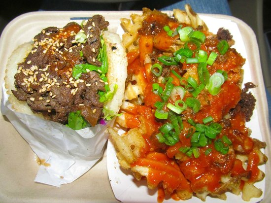 Mochimisu - Picture of KoJa Kitchen, San Francisco - TripAdvisor