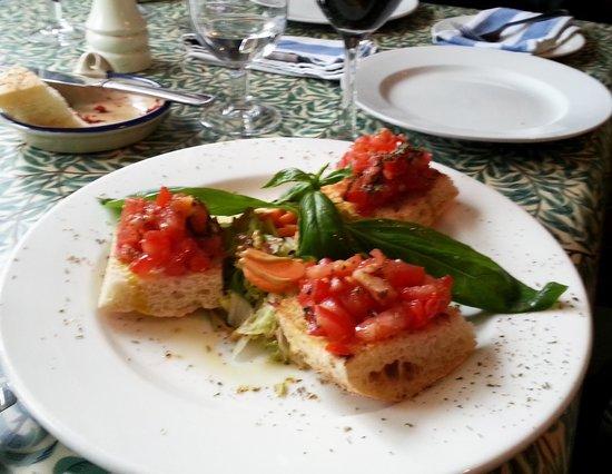 La Bella Vita: Appetizer