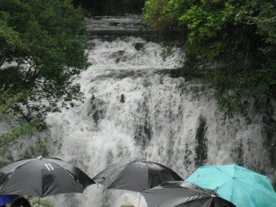 Meghalaya, Indien: Elephant Falls
